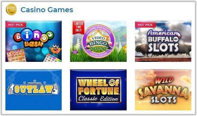 GSN Games
