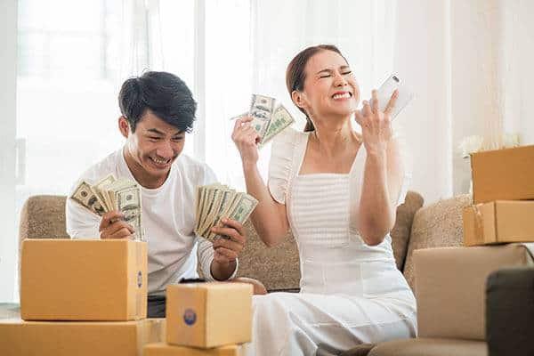 Make money selling unused stuff